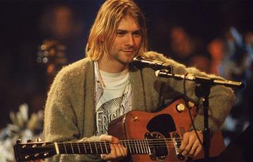 El saco de lana de Kurt Cobain se subastó por millonaria suma de dinero y rompe nuevo récord