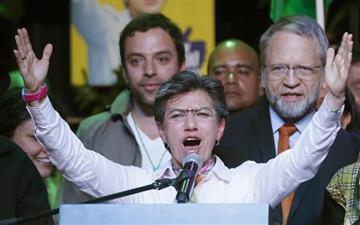 Los retos que tendrá Claudia López como nueva alcaldesa de Bogotá