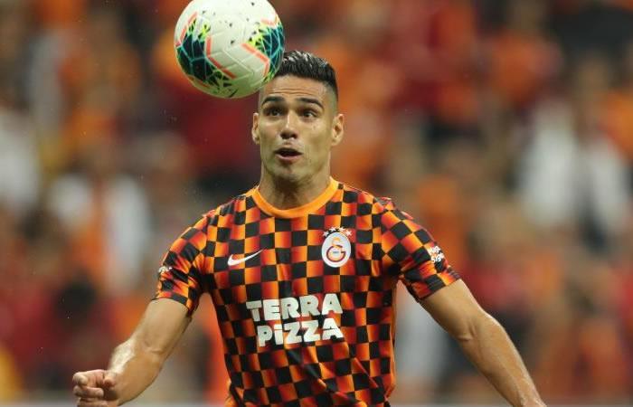 Turquia Super Liga Turca Galatasaray Falcao Garcia