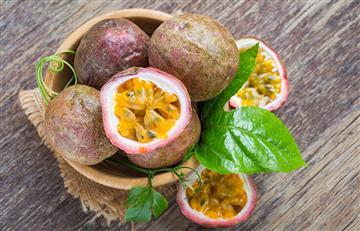 Aceite de semillas de gulupa hidrata y humecta la piel