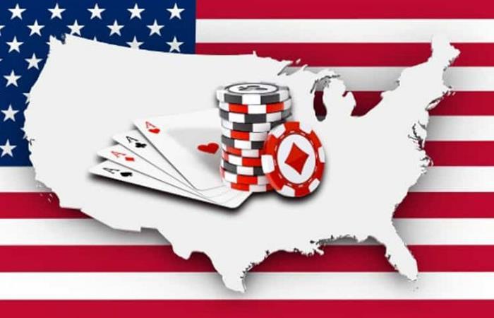 El póker es un juego americano típico. Foto: Cortesía