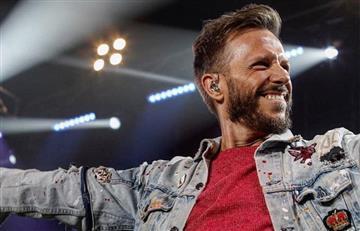Noel Schajris lanza su nuevo videoclip antes de su gira por Latinoamérica