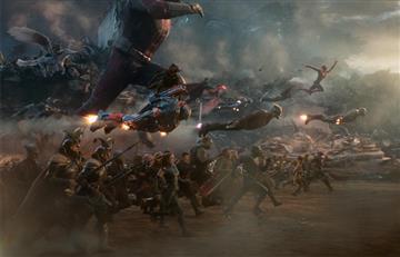 """Avengers Endgame"" lanza oficialmente su postulación a los Premios Óscar"