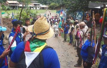 5 indígenas asesinados por grupos disidentes de las FARC en el Cauca