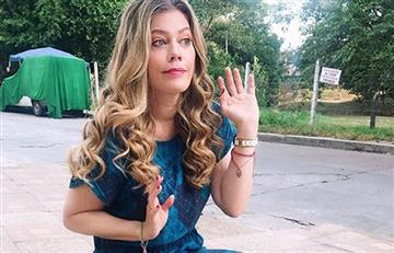 """""""Ya me está asustando"""": Lorna Cepeda sobre seguidor intenso en Instagram"""