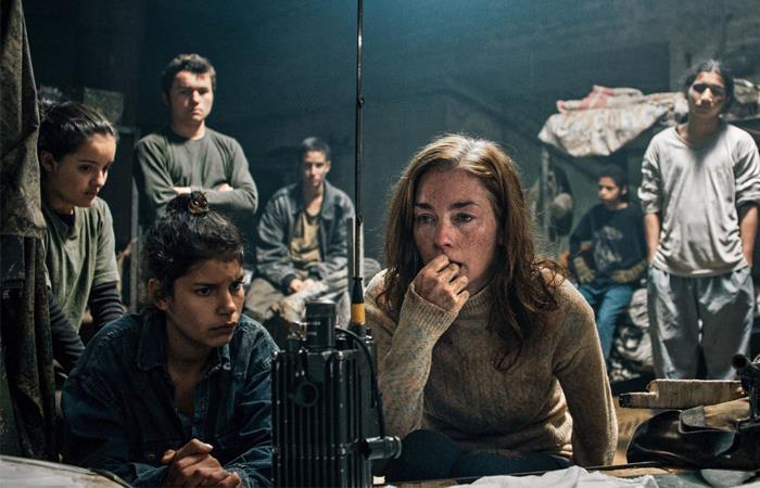 Monos nominada Premios del Cine Independiente Británico