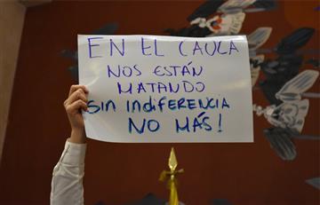 Organismos internacionales rechazan la masacre de cinco indígenas en el Cauca