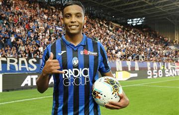 [VIDEO] Nápoles sin Ospina y Atalanta con Muriel, igualaron en un partido lleno de polémica