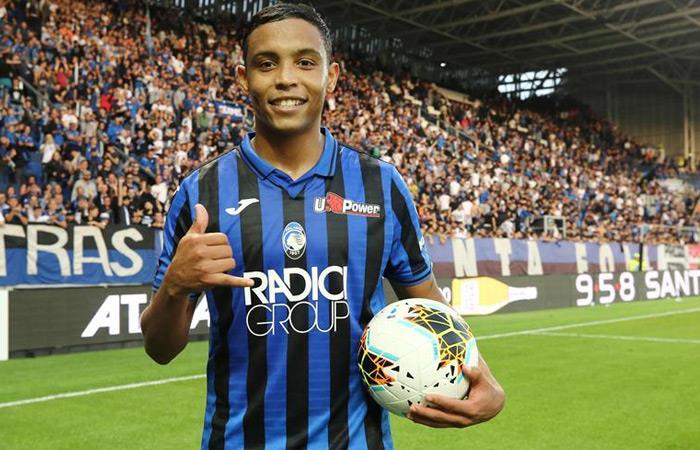Resultados Serie A Italia partido Nápoles Atalanta David Ospina Luis Muriel