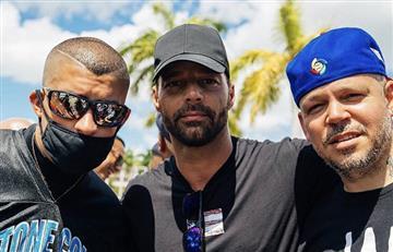 Ricky Martin plasmará las protestas en Puerto Rico en su nuevo disco