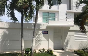 Así luce la lujosa mansión de Aída Merlano en Barranquilla