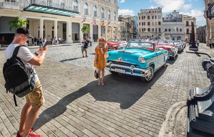 La Habana, la que tiene una sonrisa para ti. Foto: Cortesía