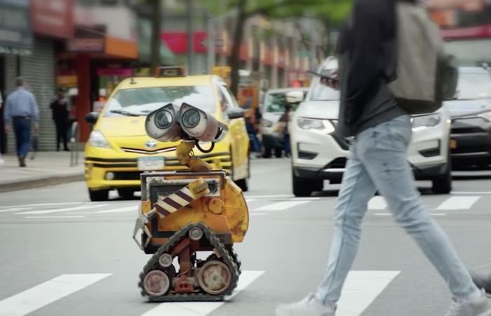 Pixar in the real life disney plus