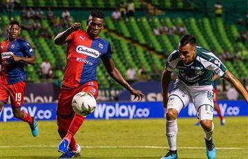 Deportivo Cali e Independiente Medellín buscarán una ventaja en la ida de la final de la Copa Águila
