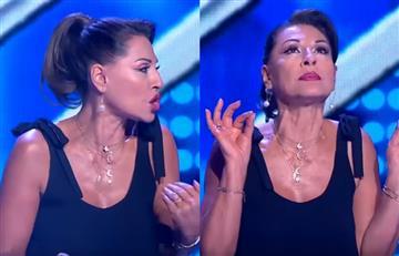 """""""Esto se volvió un jardín infantil"""": Amparo Grisales después de broma de Jessi Uribe en 'Yo me llamo'"""