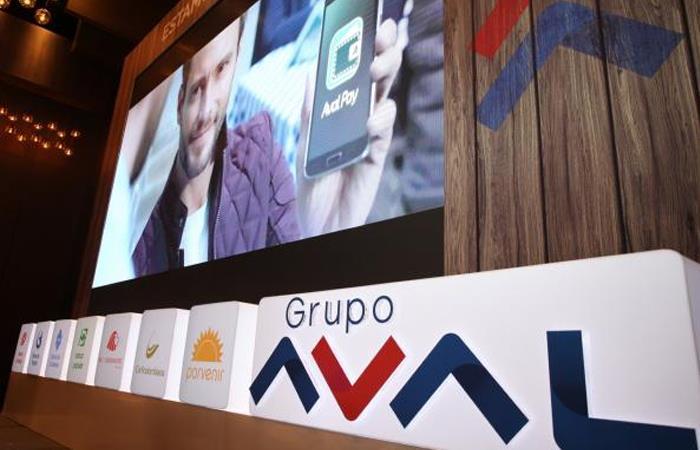 Grupo Aval es uno de los monopolios más grandes en Colombia. Foto: Twitter
