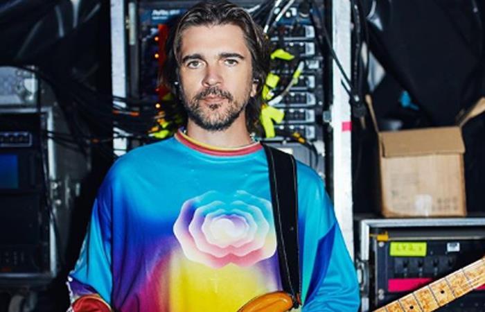 Nuevo disco de Juanes. Foto: Instagram