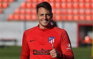 Santiago Arias podría ser titular en el crucial juego ante Sevilla