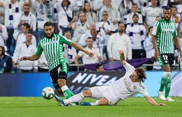 Real Madrid se fue silbado de su estadio al no poder ganar ante Betis
