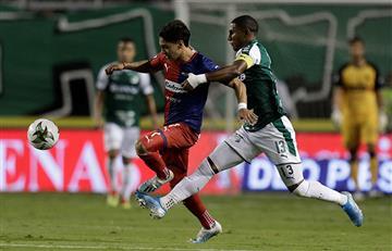 En un partidazo Cali y Medellín igualaron en la primera final de la Copa Águila