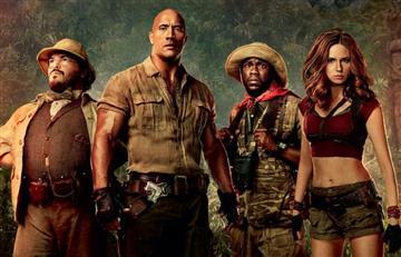 Dwayne Johnson regresa a las salas de cine con Jumanji: El siguiente nivel