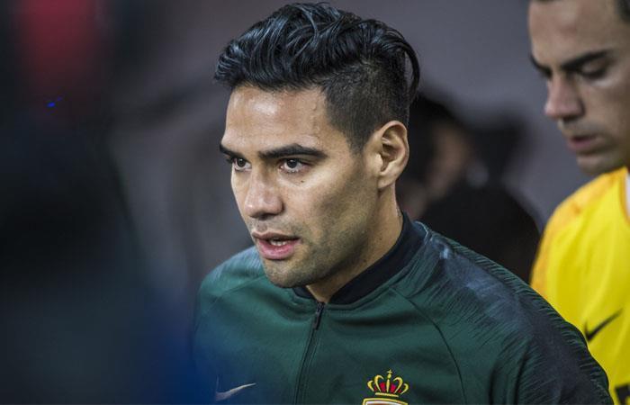 Falcao García se recupera en Madrid -. Foto: Twitter