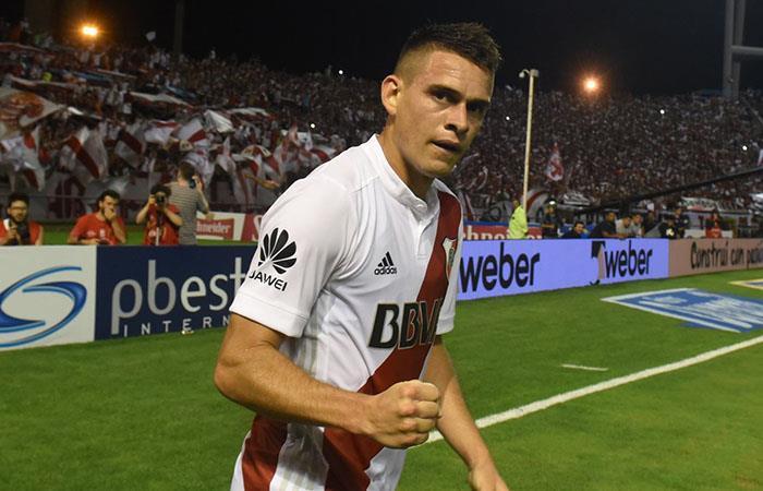 Final Copa Libertadores Flamengo River Plate Chile Santiago Distubios