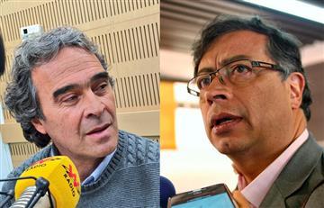 El 'rifi rafe' entre Gustavo Petro y Sergio Fajardo por las elecciones de 2022