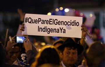 ONGs rechazan la violencia que se vive en el Cauca