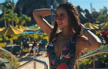 [FOTOS] Sensual sobrina de Amparo Grisales se robó el show en redes sociales