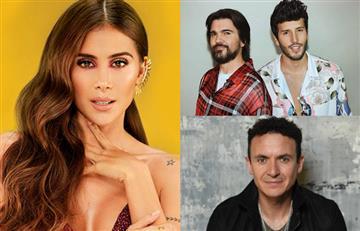 Greeicy, Juanes, Sebastián Yatra y Fonseca representarán a Colombia en los Latin Grammy
