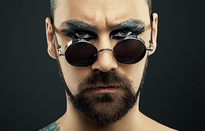 Ya no hay estigmas con el maquillaje. Foto: Shutterstock