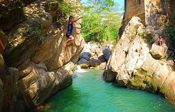 Estas son las bondades de la Piscina Natural de Aguatoca