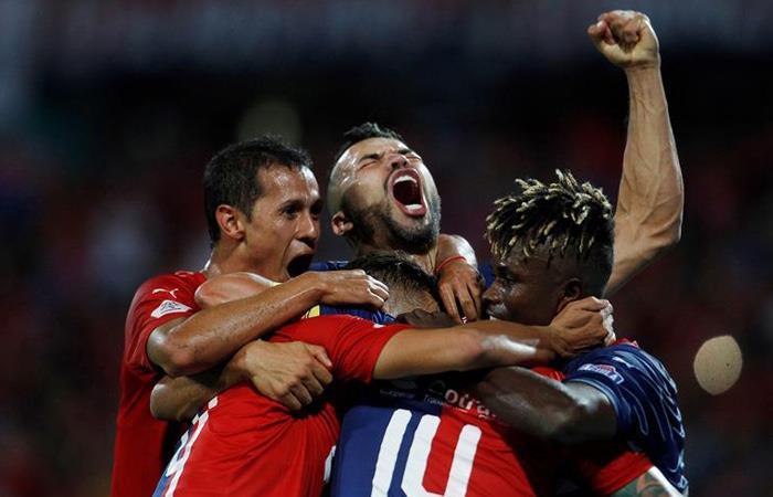 Independiente Medellín campeón Copa Águila