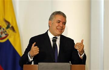 Desaprobación del presidente Iván Duque llega casi al 70 %