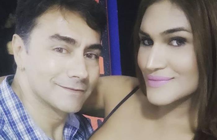 Mauro Urquijo responde insulto a su esposa