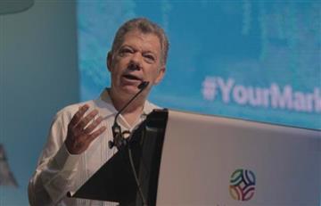 El expresidente Juan Manuel Santos será galardonado en Marruecos