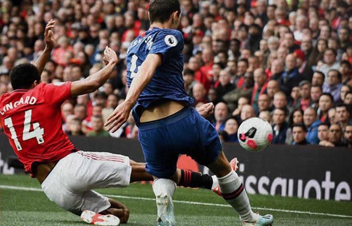 Manchester United retoma la victoria. Foto: EFE
