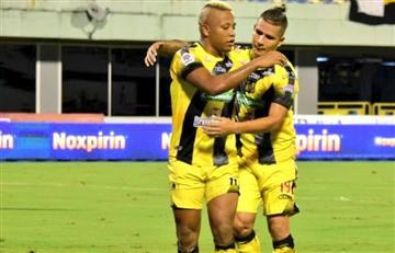 Alianza Petrolera asfixió al Deportivo Cali