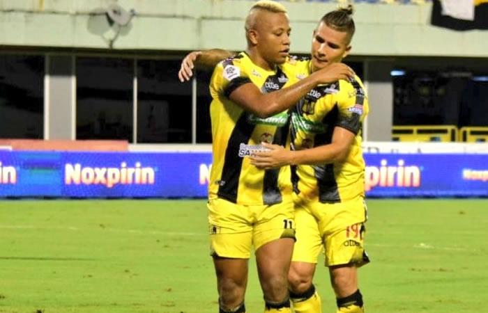 Alianza Petrolera derrotó 3-2 a Deportivo Cali -. Foto: Twitter