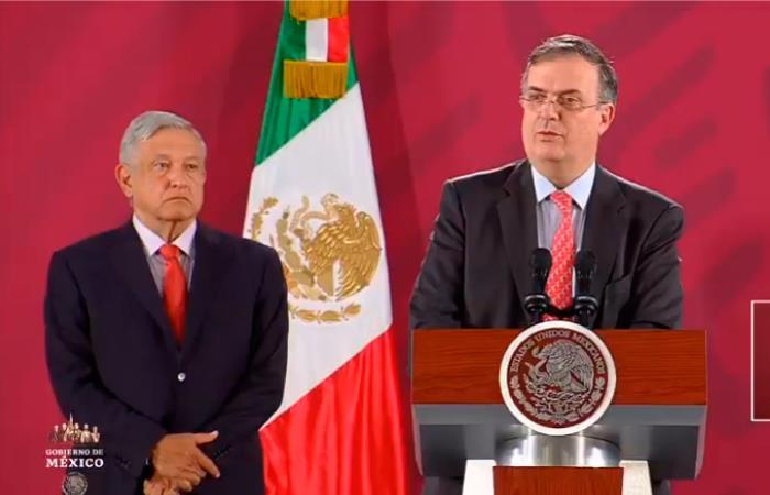 El gobierno de México cuestiona el silencio de la OEA. Foto: Twitter