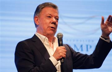Juan Manuel Santos fue premiado en Marruecos por sus esfuerzos por la paz