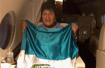 Evo Morales irá a México como asilado tras renunciar a la Presidencia