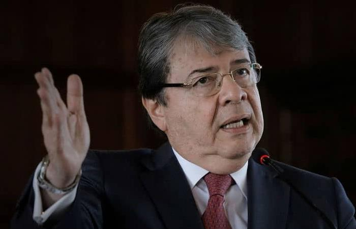 Carlos Holmes Trujillo, excanciller colombiano. Foto: Twitter