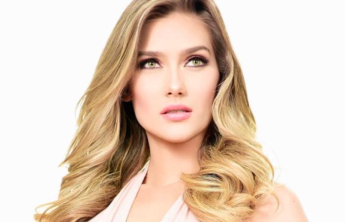 María Fernanda Aristizabal señorita colombia 2020