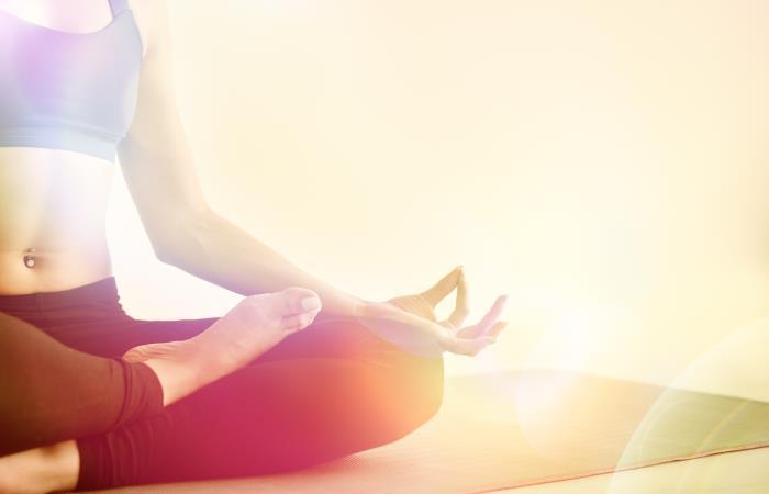 Inicia siempre el día con un poco de meditación