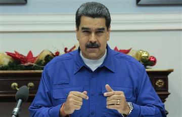 """Lucharemos"": Nicolás Maduro respondió a ""amenazas"" de Donald Trump"