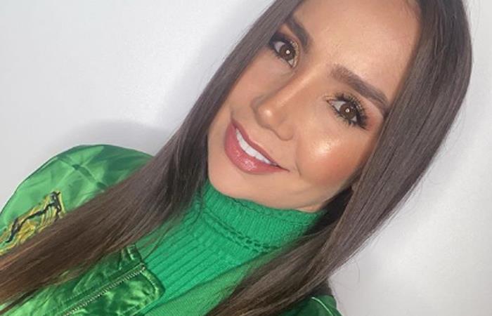 Paola Jara habló de fotos en Disney con Jessi Uribe
