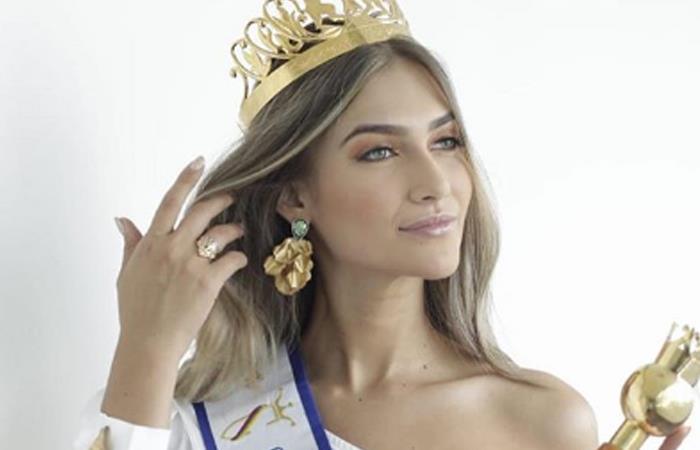 Premios nueva Señorita Colombia. Foto: Instagram