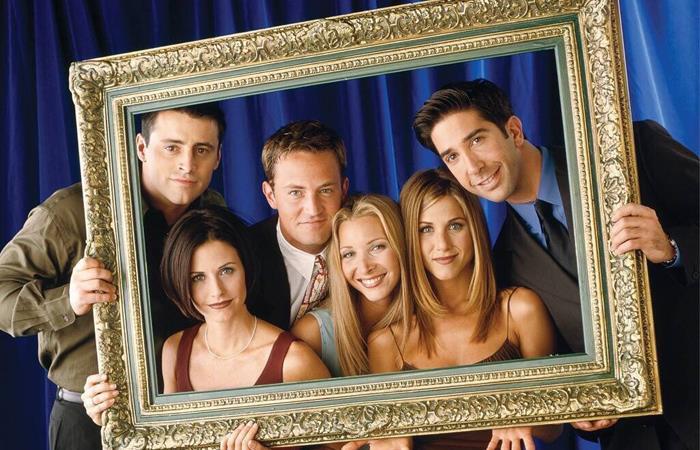 Friends reunión elenco HBO Max